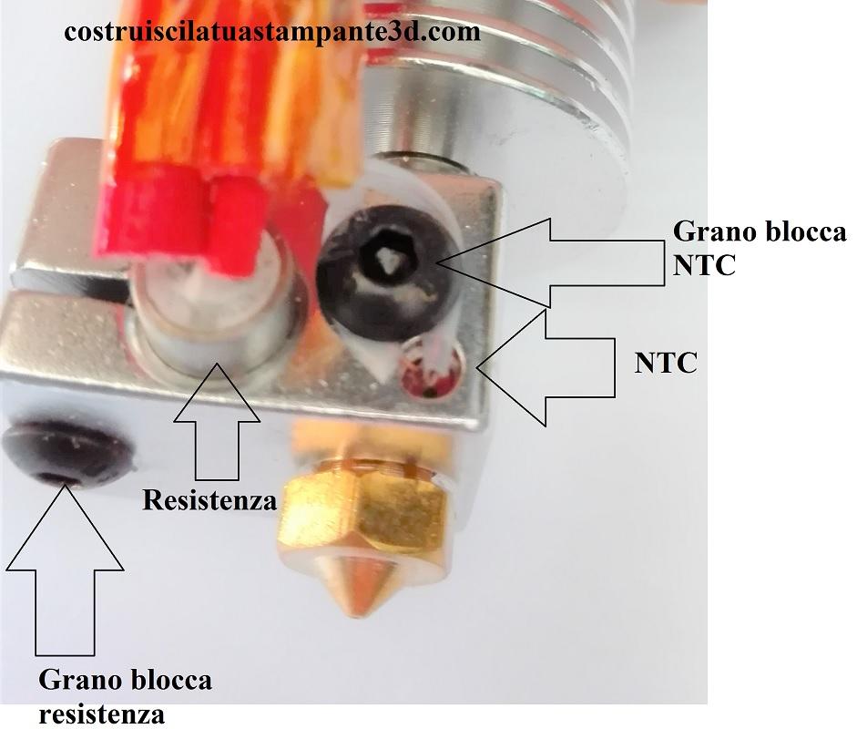Rimontaggio hotend nozzle ntc .jpg