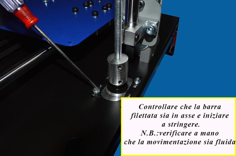 Assez stampante 3d chiocciola con barra filettata e giunto elastico 5x5.jpg