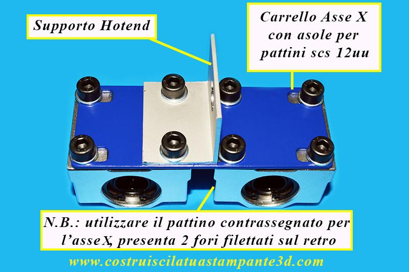 Carrello hotend asse x stampante 3d come costruire una stampante3d.jpg